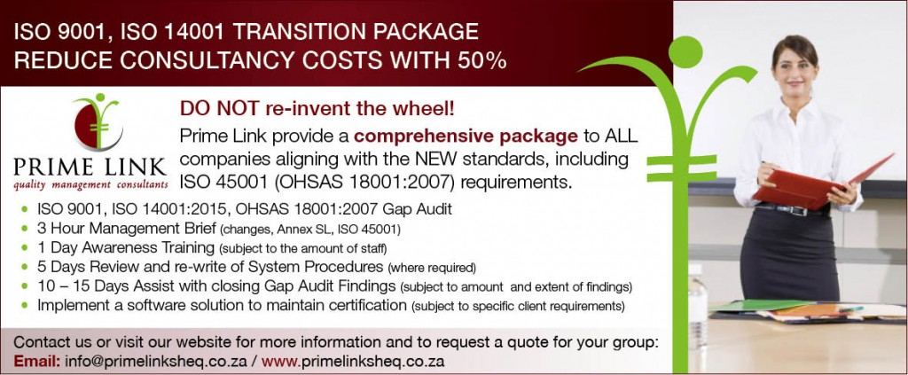 Transition Package